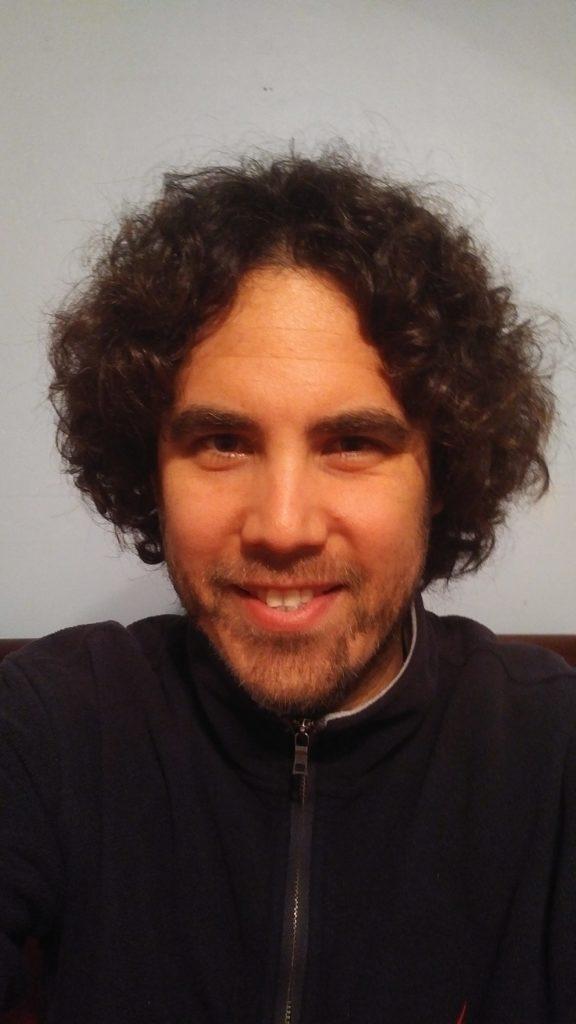 Portrait of Christian